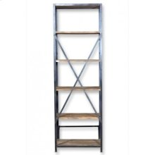 Industrial Library Single Shelving