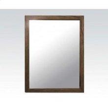 Salvage Brown Accent Mirror