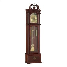 CHERRY GRANDFATHER CLOCK