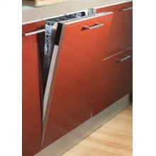 "24"" (60cm) wide fully integrated tall tub dishwasher"