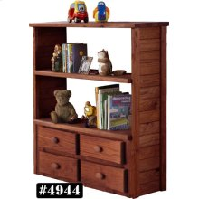 Four Drawer Bookcase
