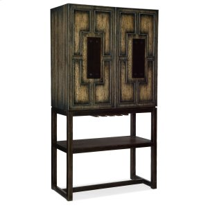 Hooker FurnitureDining Room Crafted Bar Cabinet