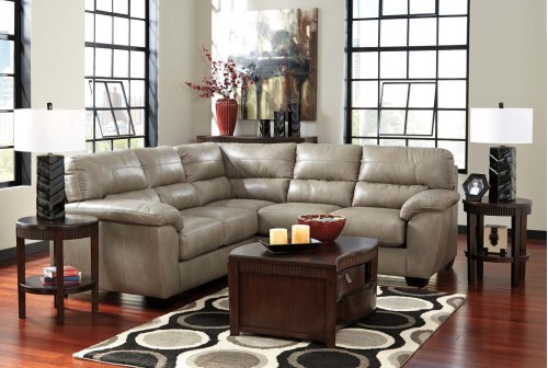 3-Piece Sectional with LAF Loveseat