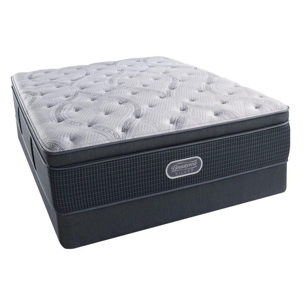 BeautyRest - Silver - Night Sky - Summit Pillow Top - Luxury Firm - Queen