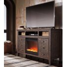 Trudell - Dark Brown 2 Piece Entertainment Set Product Image