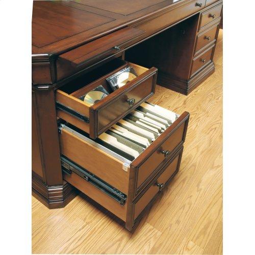 Home Office Cherry Creek 66'' Executive Desk