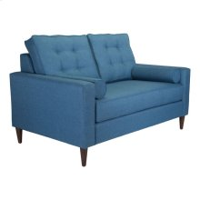 Morgan Loveseat Blue