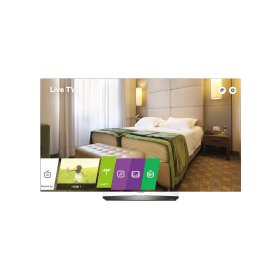 World's First Smart OLED Hospitality TV