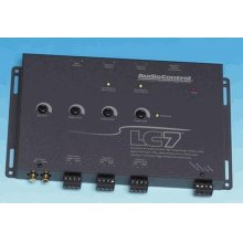 Six Channel Line Output Converter With Auxiliary Input