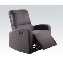 Gray Fabric Motion Recliner