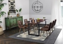 Denton Dining Table 70""