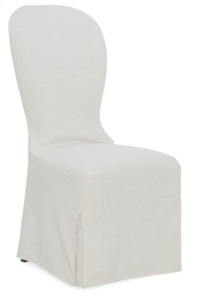 Dining Room Modern Romance Slipcover Chair