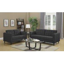 Liam Charcoal Sofa