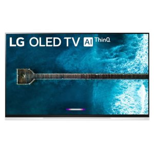 LG ElectronicsLG E9 Glass 55 inch Class 4K Smart OLED TV w/AI ThinQ(R) (54.6'' Diag)