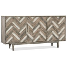 Home Entertainment Melange Natural Beauty Credenza