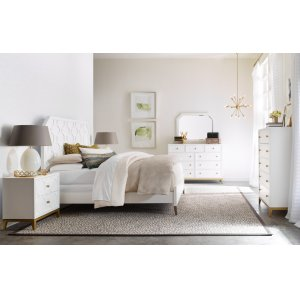 LEGACY CLASSIC FURNITUREChelsea by Rachael Ray Complete Lattice Panel Bed, Queen 5/0