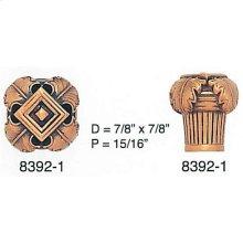 Hollis Mini Knob/see 8514 for Crystal Version