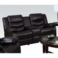 Esp. Loveseat W/console-motion