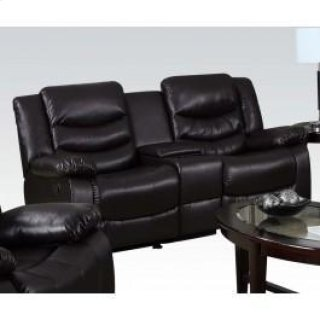 Torrance Loveseat With Console-Motion