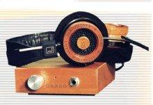 GRADO's New Reference Headphone Amp: RA1