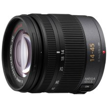 LUMIX G Vario Lens, 14-45mm, F3.5-5.6 ASPH., Micro Four Thirds, MEGA Optical I.S. - H-FS014045