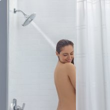 Spectra Plus Fixed 4-Function Shower Head  American Standard - Polished Chrome