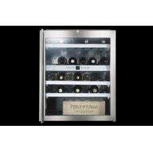 RW 404: 24-inch under-counter wine storage unit