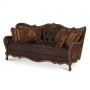 Leather/fabric Sofa Product Image