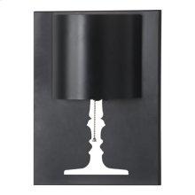 Dream Wall Lamp Black
