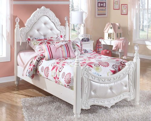 Twin Poster Bed