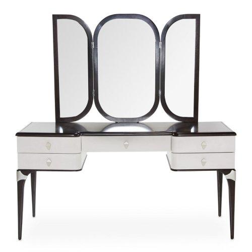 Vanity W/ Mirror (2 Pc)