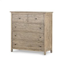 Wallace 5 Drawer Dresser