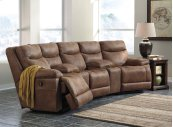 Valto - Saddle 6 Piece Sectional