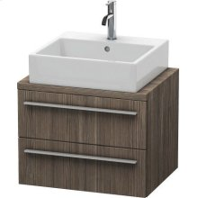 X-large Vanity Unit For Console Compact, Pine Terra (decor)