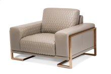 Gianna Leather Chair 1/2