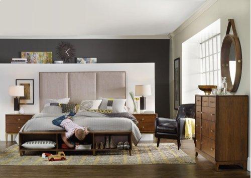 Bedroom Studio 7H Sans Serif Nightstand