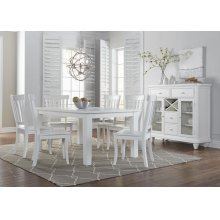 Madaket Rect. Dining Table With 6 Chairs