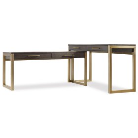 Home Office Curata 2 Pc Desk Group