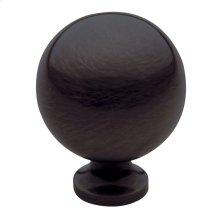 Venetian Bronze Spherical Knob