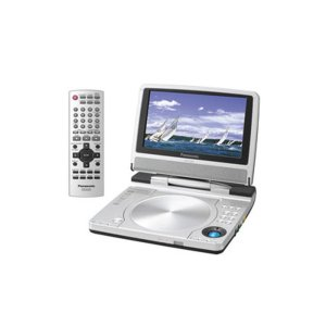 PanasonicPortable DVD-Audio/Video Player