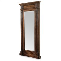 Accents Floor Mirror w/Jewelry Armoire Storage Product Image