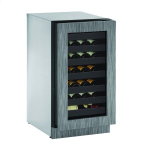 "U-Line18"" Wine Refrigerator With Integrated Frame Finish (115 V/60 Hz Volts /60 Hz Hz)"