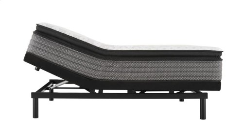 Response - Performance Collection - Energetic - Plush - Euro Pillow Top - King