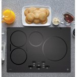 "GE Profile 30"" Built-In Touch Control Induction Cooktop"