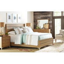 Hygge by Rachael Ray Complete Ladder Back Bed, King 6/6