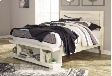 Blinton - White 3 Piece Bed Set (Queen)