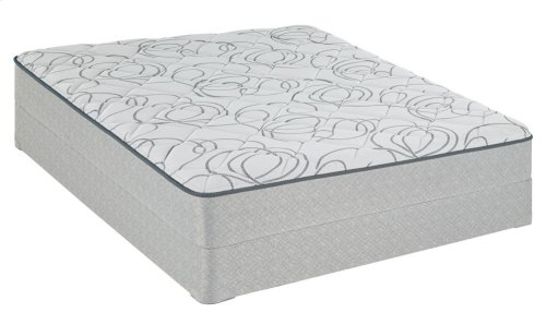 Bayle Meadow - Plush - Euro Pillow Top - Twin