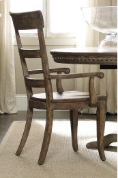 Dining Room Sorella Ladderback Arm Chair
