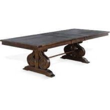 Stockton Trestle Table