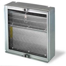 Ceiling Radiation/Fire Damper, 3-hour UL Rated. L400/500/700 Series